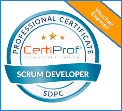 Voucher Examen – Scrum Developer Professional Certificate – (SDPC)