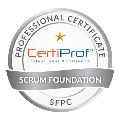 Scrum Foundations Professional Certificate - Certiprof