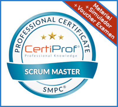 Simulador de Examen + Material Estudio + Voucher para el Examen Scrum Master Professional