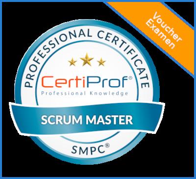 Voucher Examen – Scrum Master Professional Certificate – SMPC®
